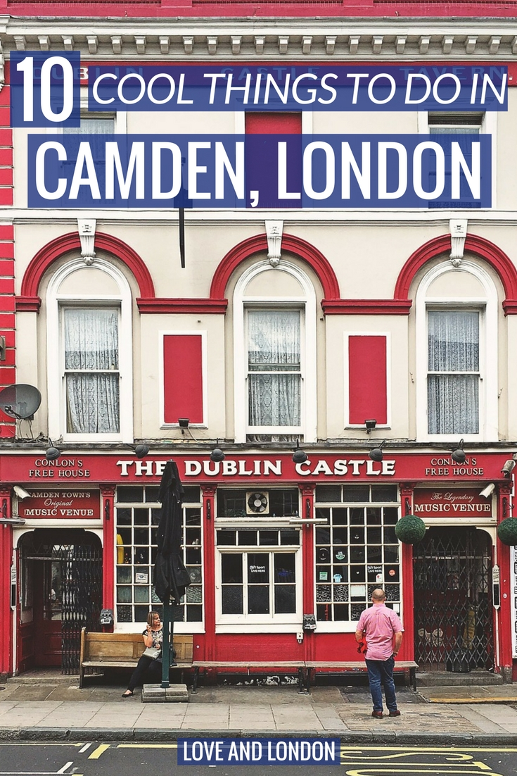 10 Cool Things to Do in Camden, London. Check out the world-famous Camden Market, take a music tour to learn about the capital of London's music scene, and party like a Londoner.