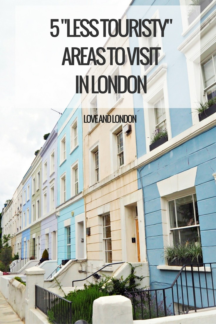 5 Off-beat areas in London to Visit - get away from the tourists and visit these 5 areas in London that have charm and show another side of Londontown. Find out what the 5 unique areas in London are, and what the points of interests to see nearby are. Become a local in London!