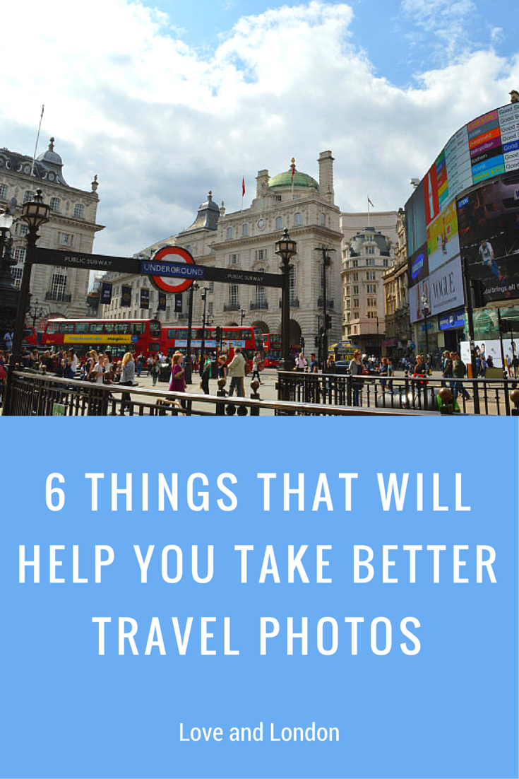 photo How to Take Better Travel Photographs