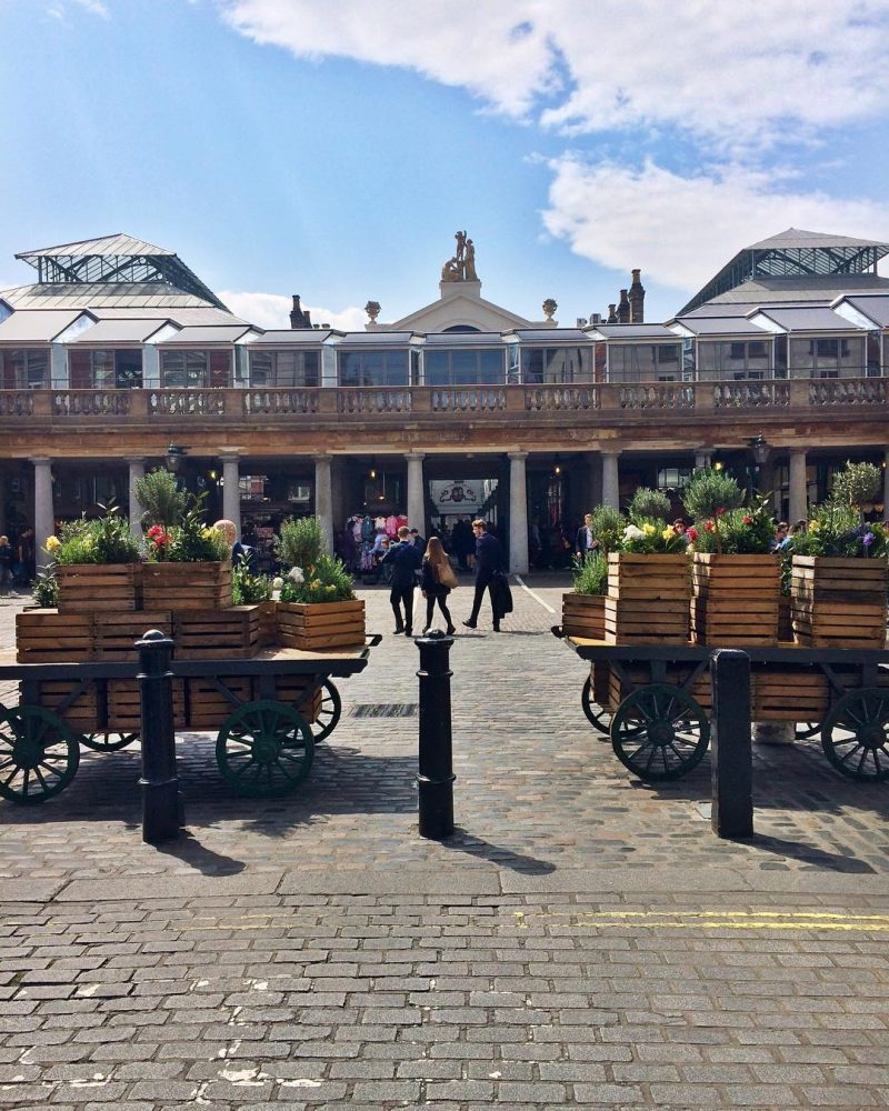 Best areas to stay in in London - Covent Garden