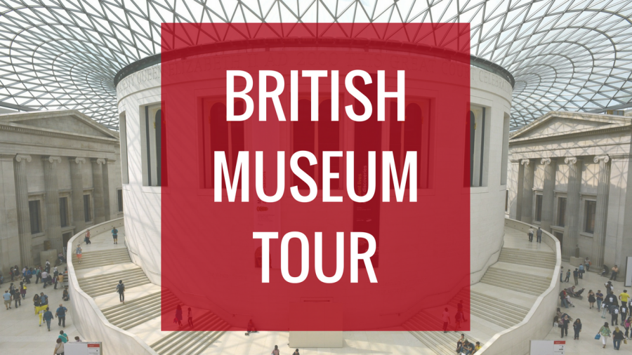 British Museum Tour in London