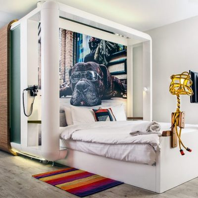 8 Stylish Hotels in London That Cost Less Than £150 Per Night