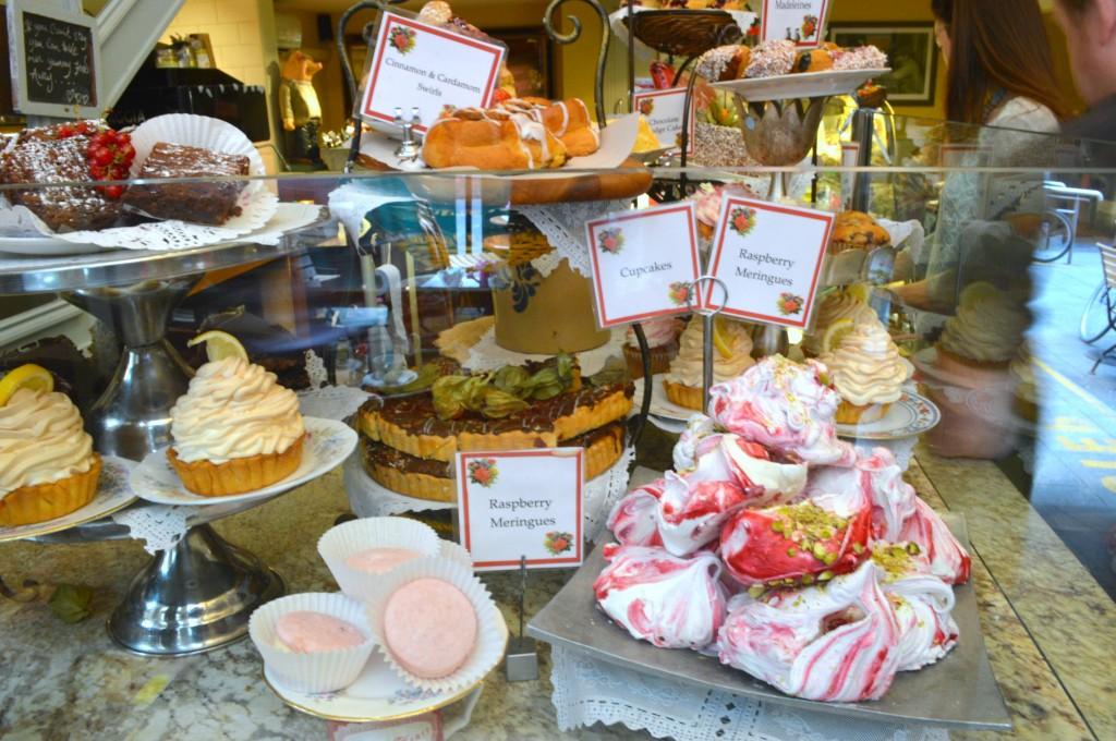 Queen of Tarts pastries in Dublin
