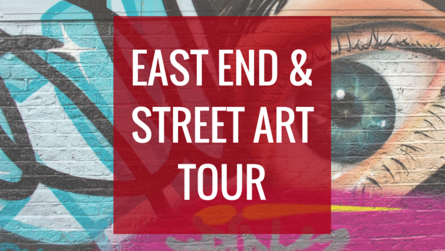 East End and Street Art Tour of London