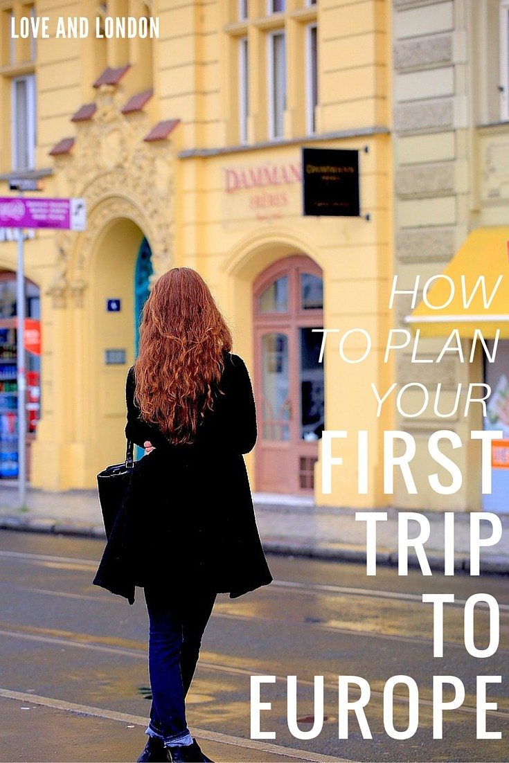 Learn how to create your perfect trip to Europe, including how to vet your travel buddies, where you should plan to travel to while in Europe, and more. Includes a free Europe Trip Planner E-book and guide.