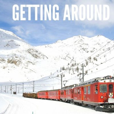 How to Get Around Europe – Transportation Options