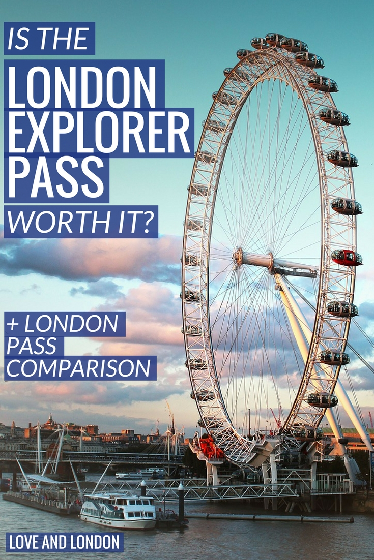 Is the London Explorer Pass better than London Pass? What the London Explorer Pass is, a breakdown of how to get your money's worth when visiting London attractions, and a comparison with the London Pass.