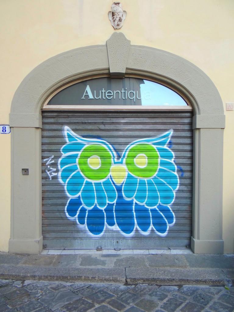 Italy graffiti