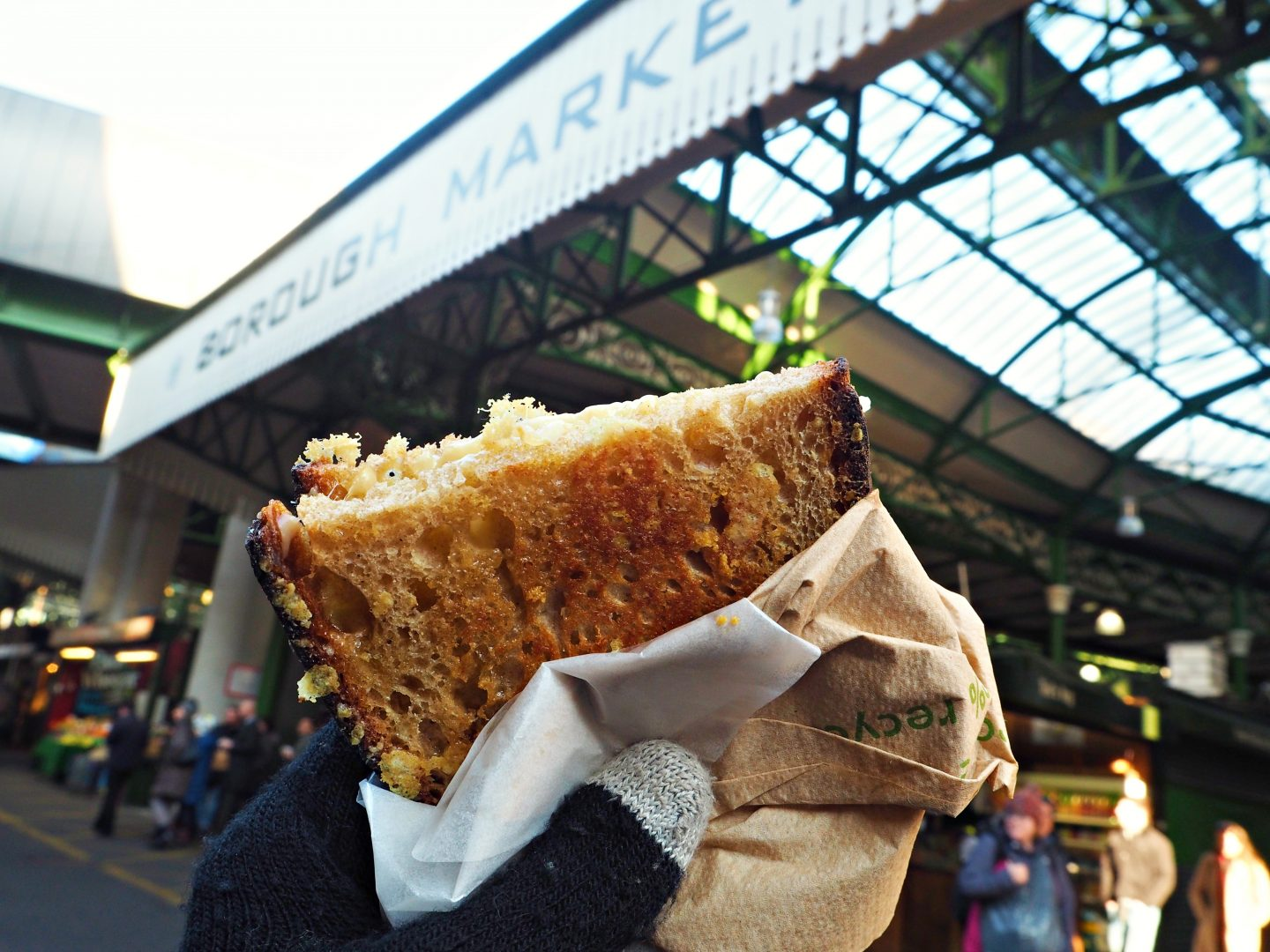 What to eat at London's Borough Market