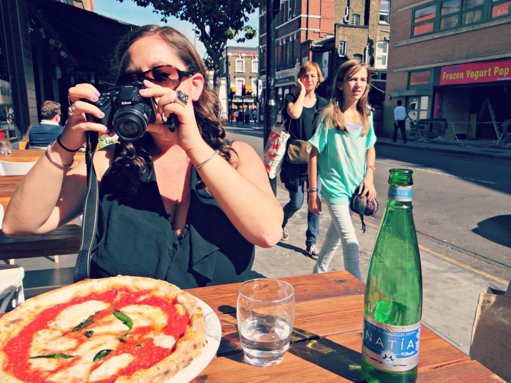 Pizza camden
