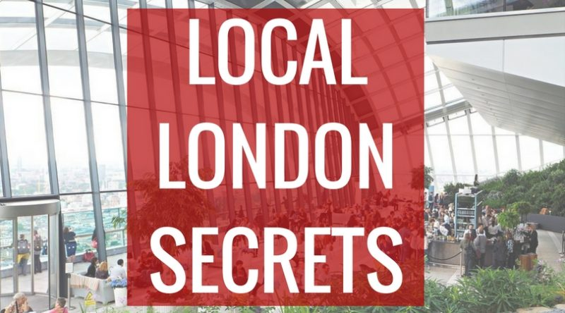 The Local Guide to London button