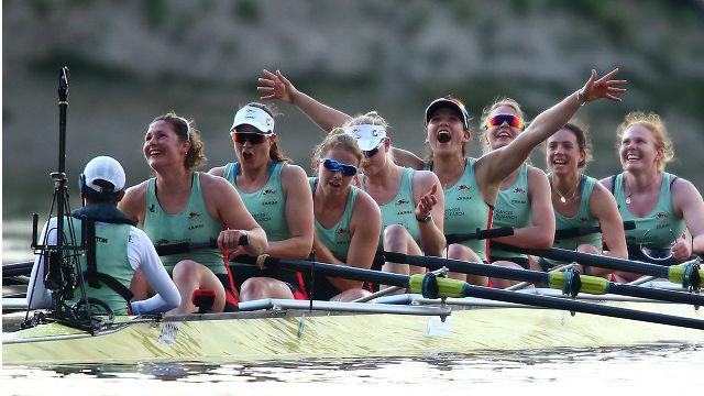Things to Do in London in March -- The Boat Race