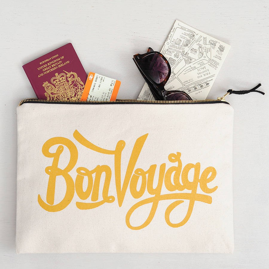 15 Unique Travel-Themed Gifts from NotOnTheHighStreet