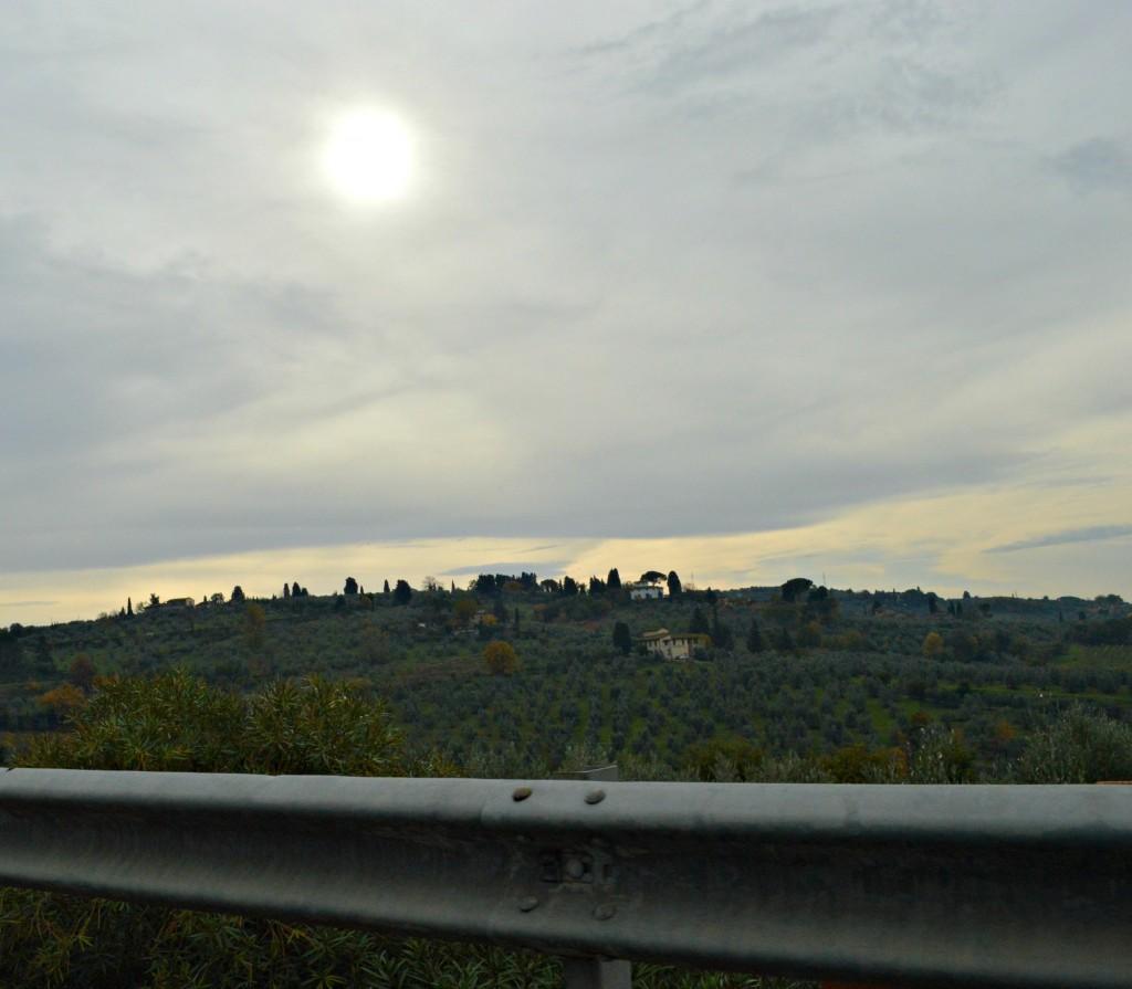 Tuscany tour, tour around tuscany in fiat 500