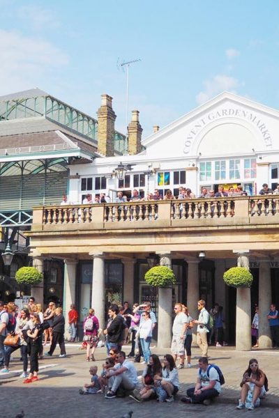 What to Do in Covent Garden, London