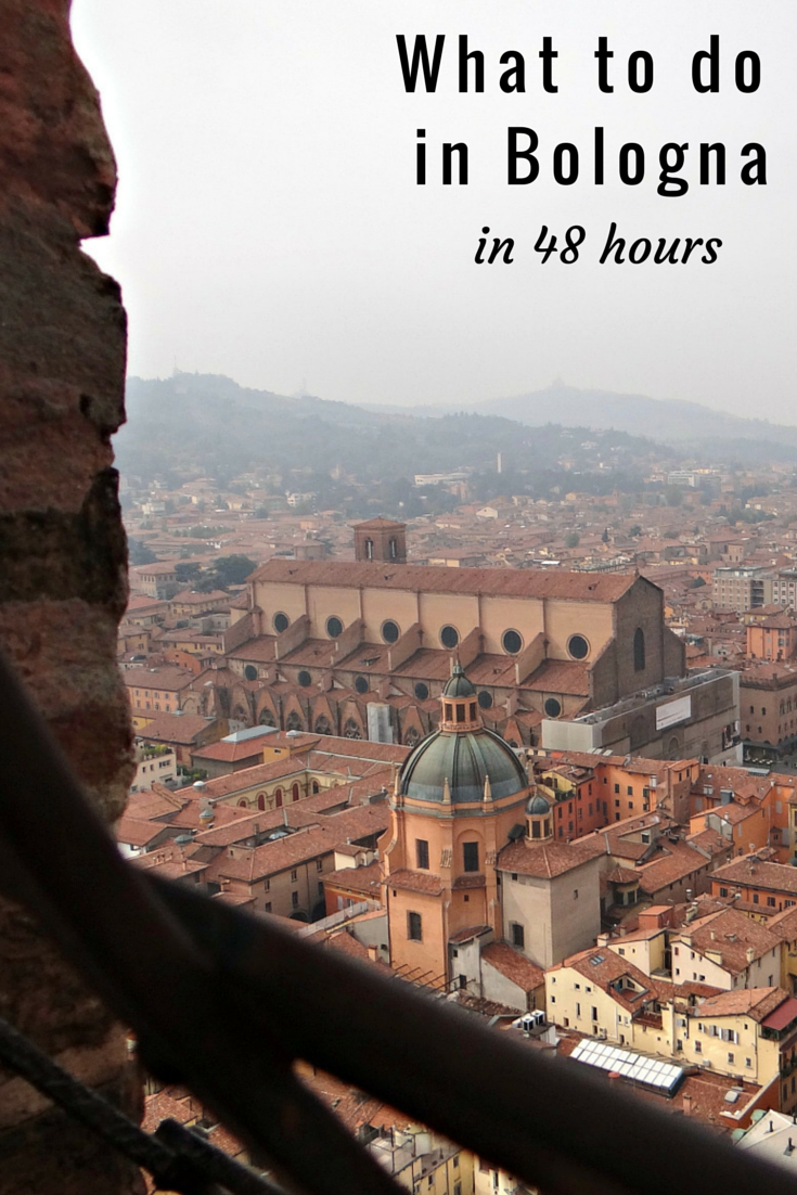 What To Do In Bologna In 2 Days Love And London