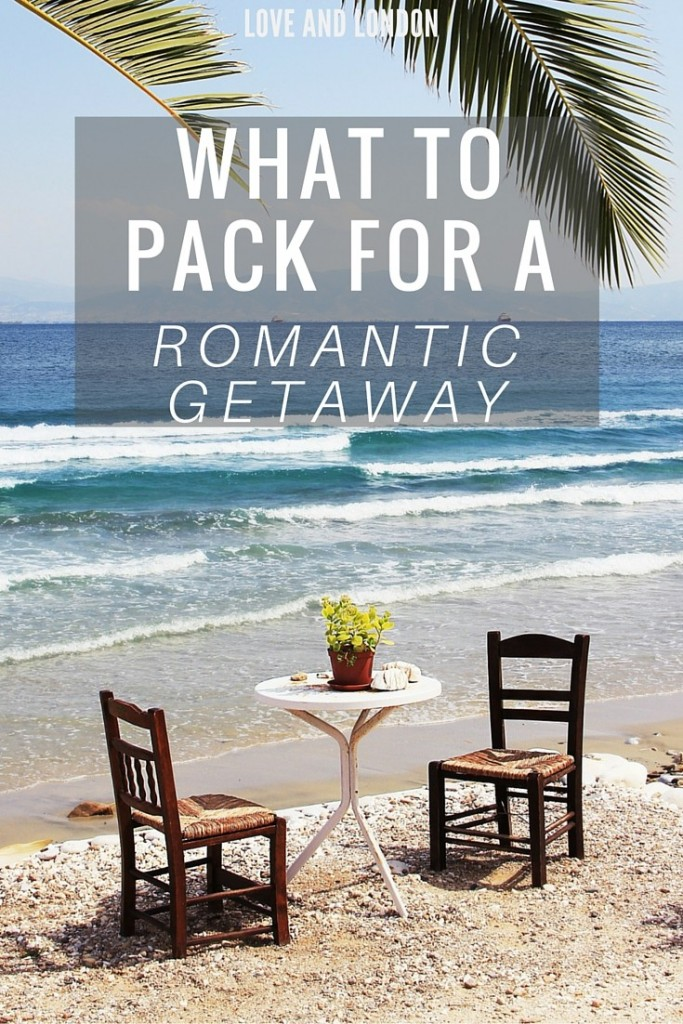 What to pack for a romantic trip away - use this packing list for your next romantic vacation or holiday. There are a few things that you might not have thought to bring on your romantic trip, but will be happy that you did.