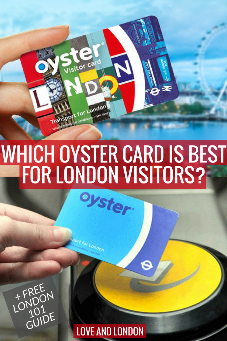 Which Oyster Card is best for London visitors? Here's a breakdown of the Visitor Oyster Card versus the normal Oyster Card, and advice for choosing the right Oyster Card for your visit to London.