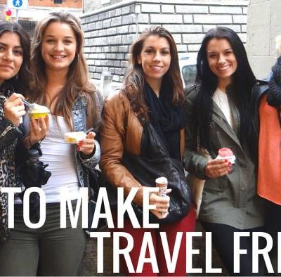 How to Meet People Traveling When You're Not a Backpacker