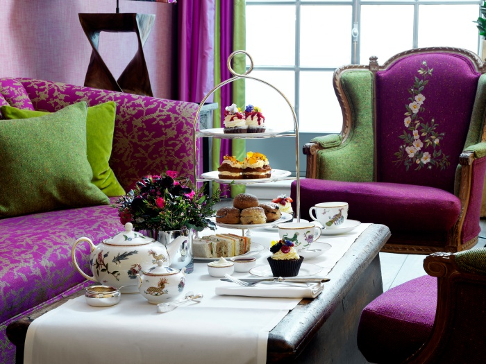 Best winter afternoon teas in London