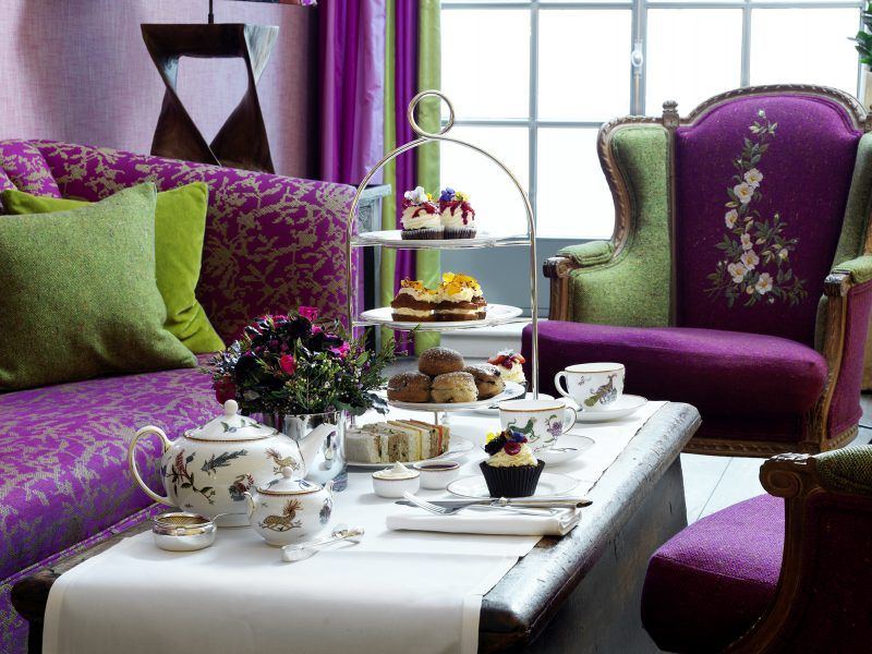 Top things to do with three days in London - go for afternoon tea