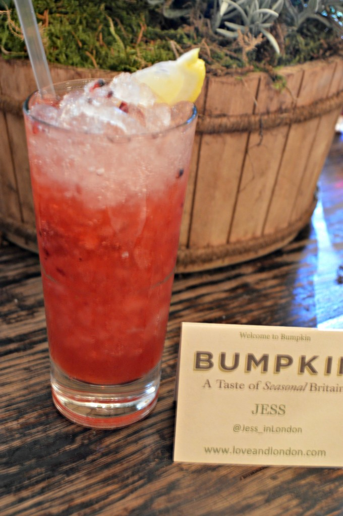 bumpkin cocktail