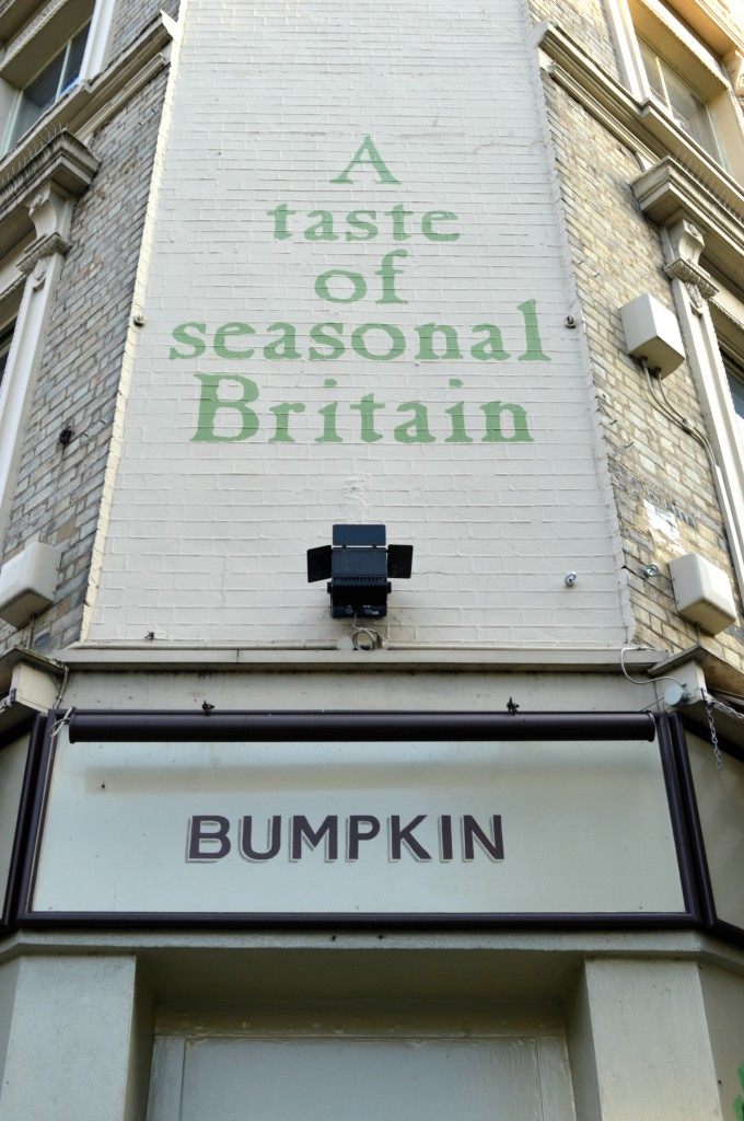 bumpkin notting hill london