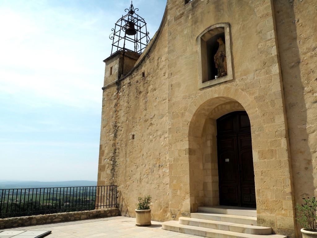Gigondas church