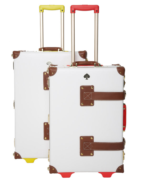 pretty carry-on luggage, chic carry-on suitcases, stylish carry-ons