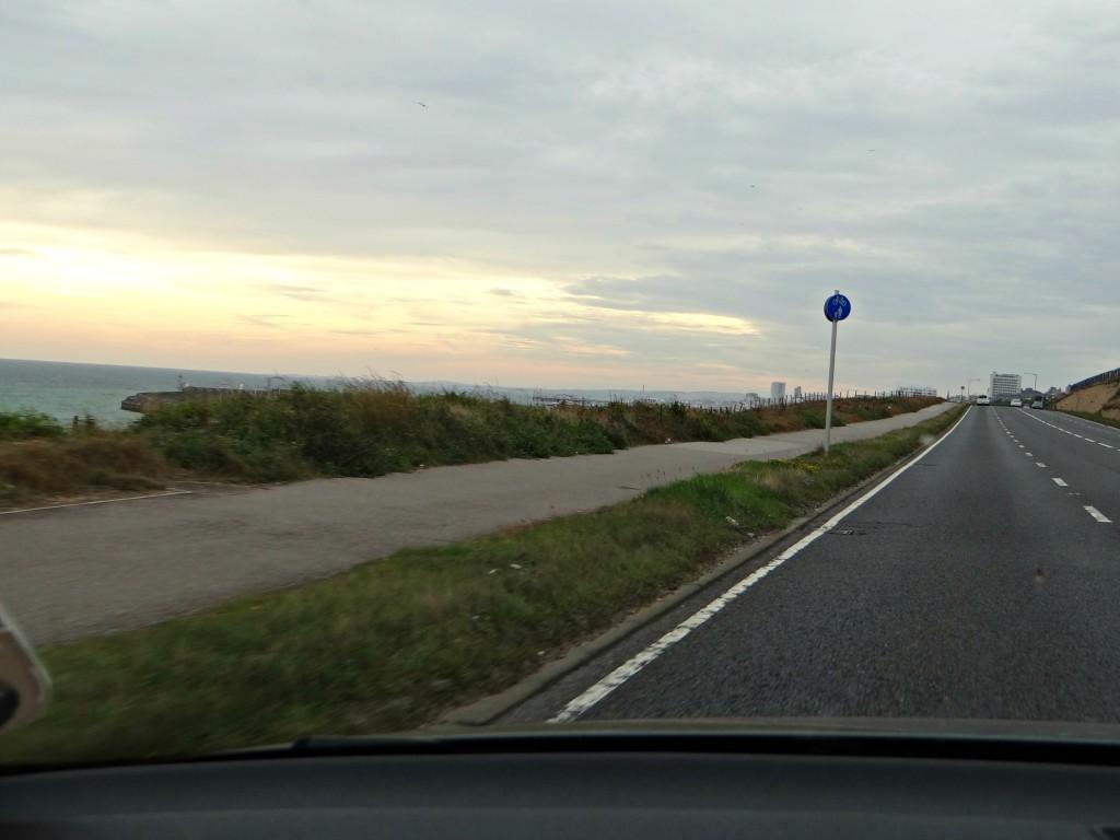 drive along brighton