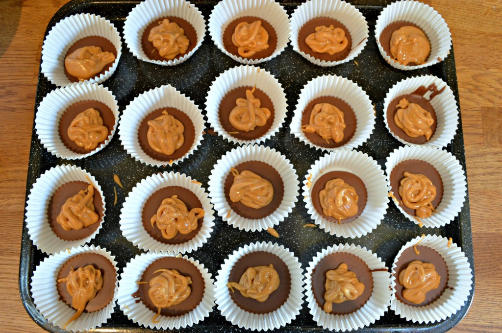 peanut butter cup recipe, recipe for reese's pieces