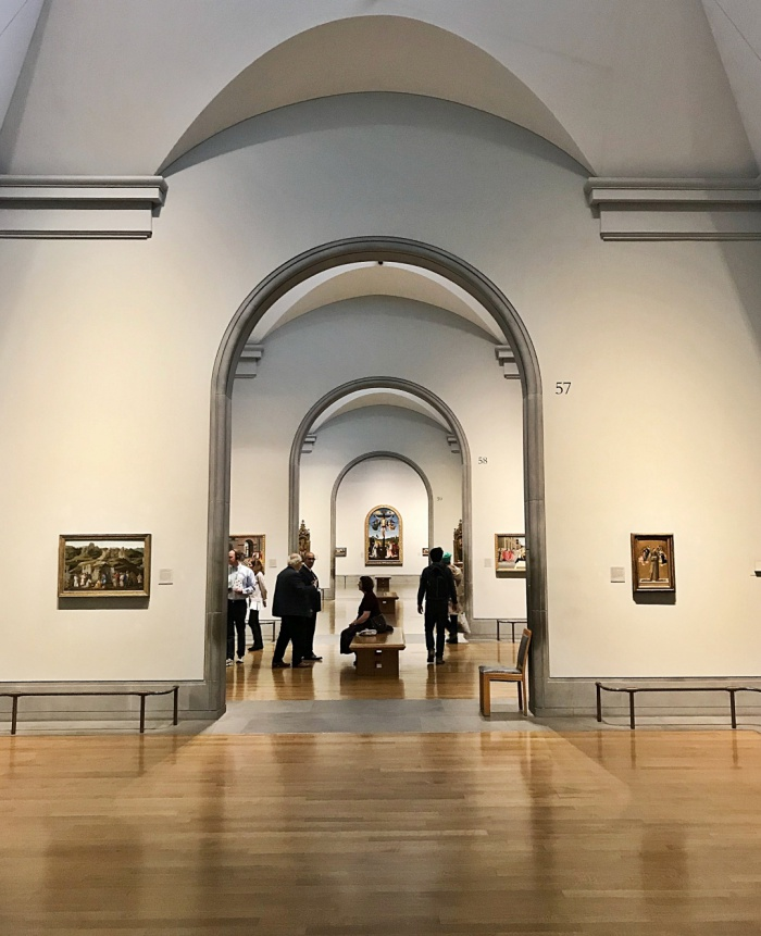 3 days in London itinerary - National Gallery art museum