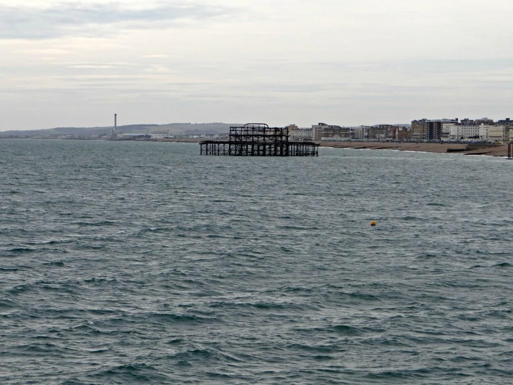 old pier brighton