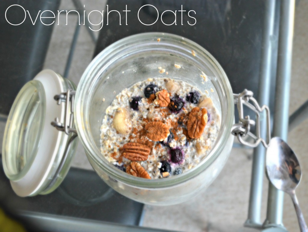 healthy breakfast recipe for energy, overnight oats recipe, how to make overnight oats
