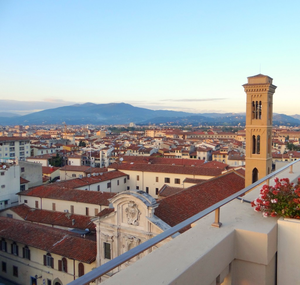rooftop westin florence