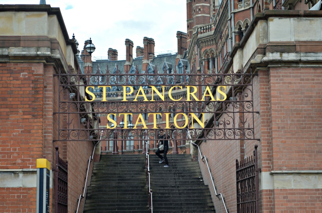 st pancras station hostel