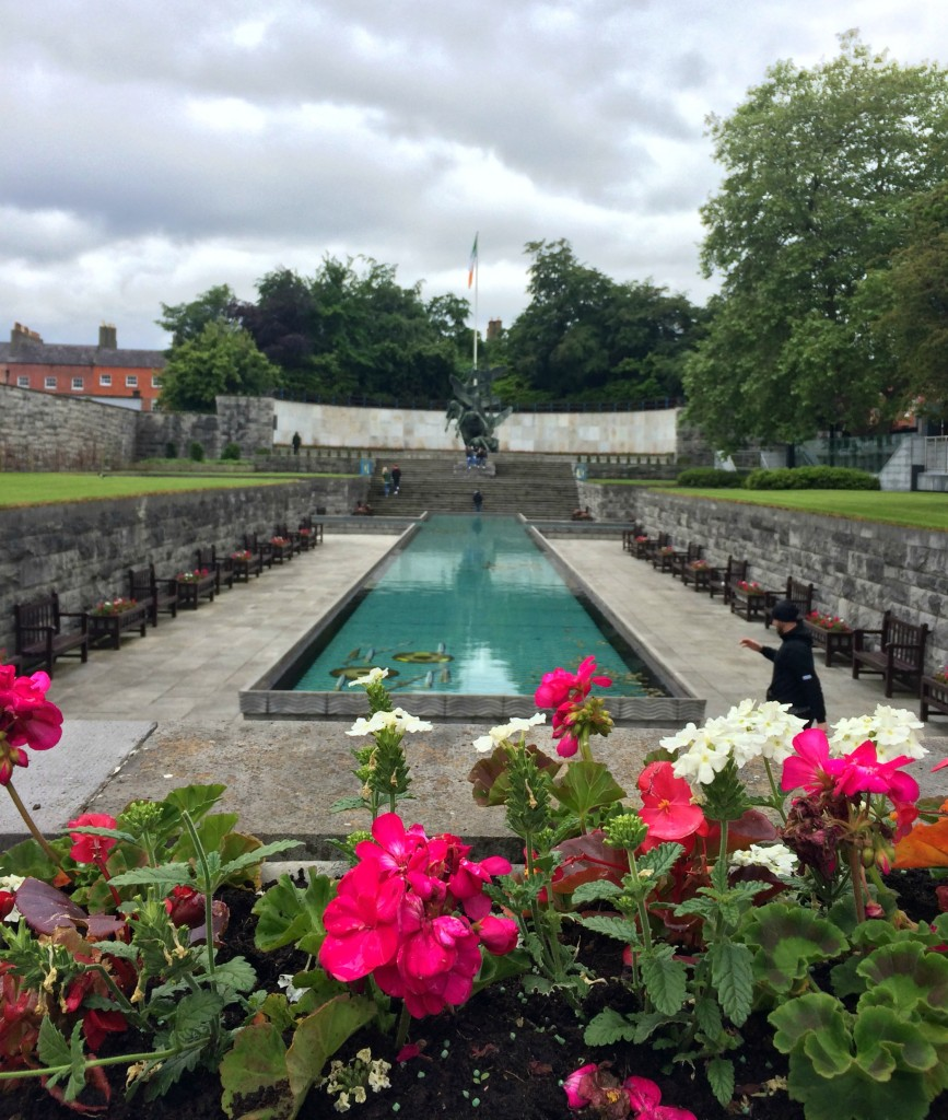 the garden of remembrance dublin