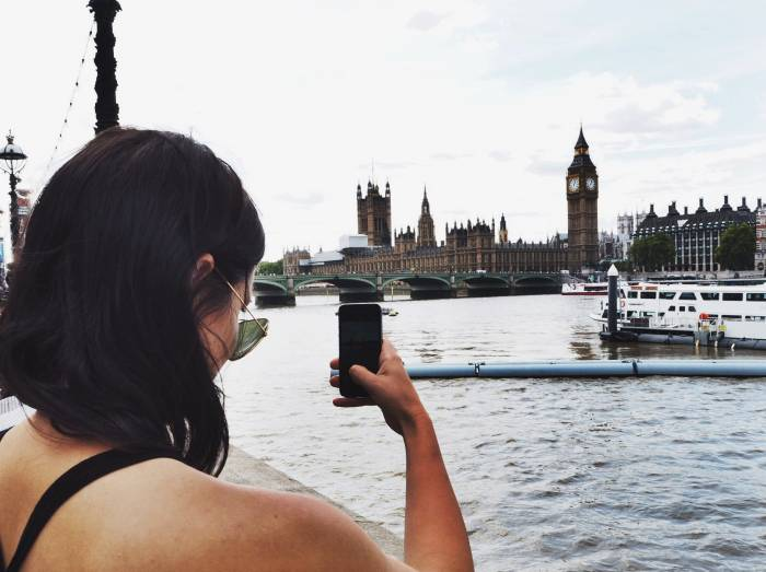 20 Things to Instagram While in London