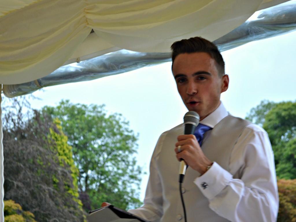 tom speech