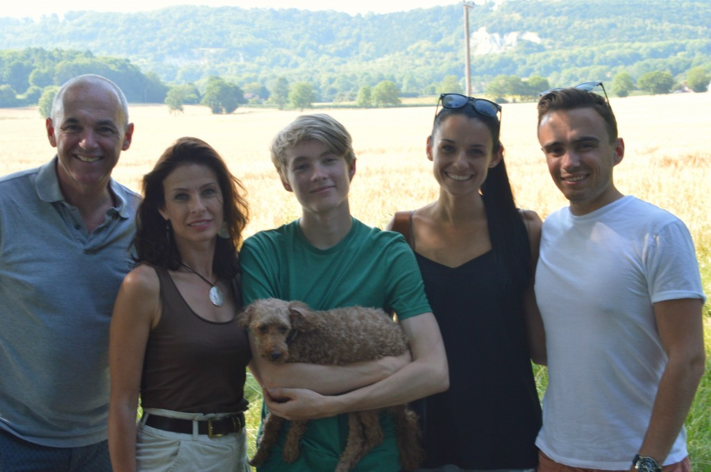 tom's family fields