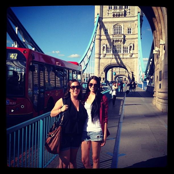 tower bridge instagram