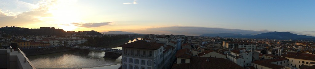 view from the wesint florence