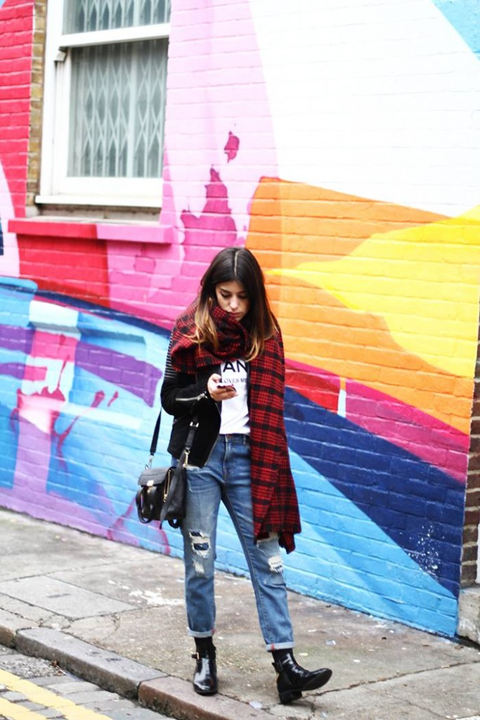 How to dress fashionably in london