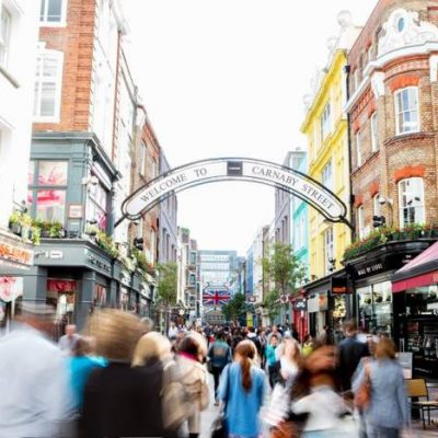 5 Areas in London to Visit for Some Serious Shopping