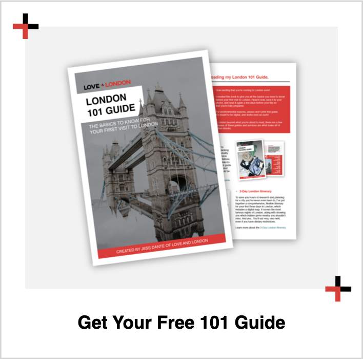London 101 Guide