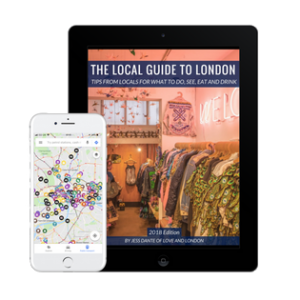 The Local Guide to London 2018