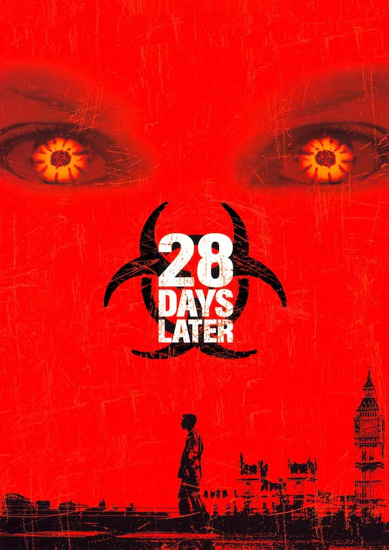 28 Days Later movie: you'll get to see some pretty iconic London scenes (which may look eerily similar to the city over the past few months – hint quarantine).