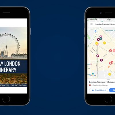 Want my 3-Day London Itinerary but don't have the money? Here's how to get it