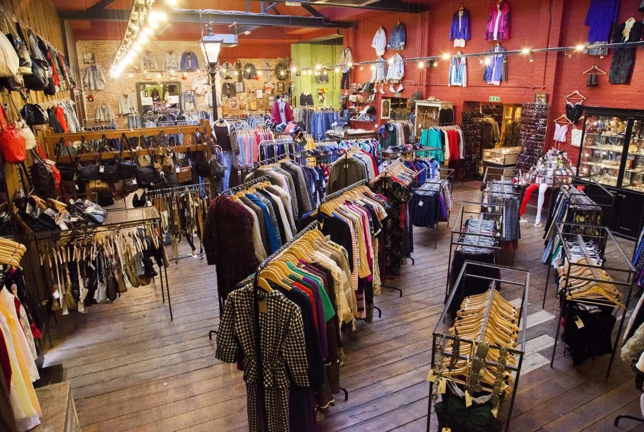 Where to Go Thrift Shopping in London (Best Secondhand Shops)