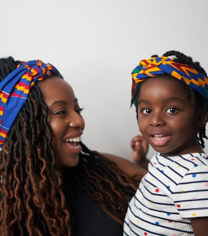 My Buba Prints is an African inspired accessory brand born-and-bred in London. Their handmade products are bright and bold, embodying African culture.